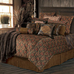 HiEnd Accents Austin Comforter Set & Accessories