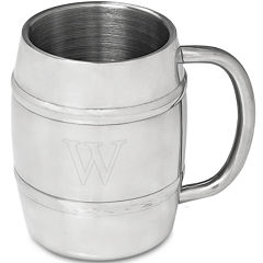Cathy's Concepts Personalized 14-oz. Double-Wall Beer Keg Mug