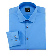 JF J. Ferrar® Easy-Care Stretch Dress Shirt - Big and Tall