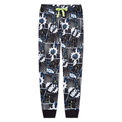 Arizona Boys Comic Jogger Sleep Pant -Big Kid