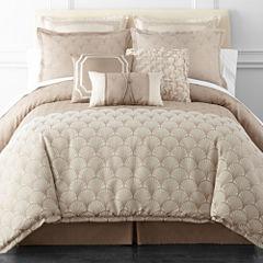 Liz Claiborne® Viceroy 4-pc. Comforter Set & Accessories