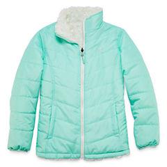 Vertical 9 Midweight Puffer Jacket - Girls-Big Kid