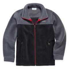 Columbia FLATTOP RIDGE Fleece Jacket - Big Kid