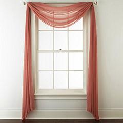 Liz Claiborne Tori Sheer Window Scarf