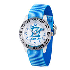 Discovery Kids® Blue and White Shark Watch
