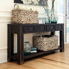 Signature Design by Ashley® Gavelston Sofa Table