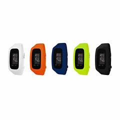 B-fit Men's Activity Tracker & 5pc. Interchangeable Band Set-Ba5368bk606-078