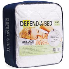Classic Brands Deluxe Waterproof Allergen BarrierMattress Protector