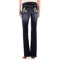 Love Indigo Texas Back Pocket Jeans