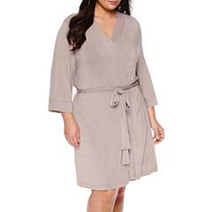Ambrielle® Kimono Robe - Plus