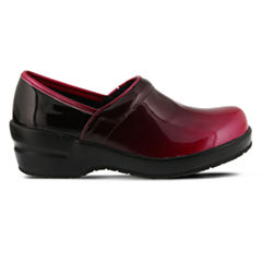 Spring Step Professionals Neppie Womens Slip-On Shoes