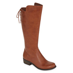 Women's Riding Boots, Brown & Black Riding Boots - JCPenney
