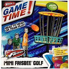 Mini Frisbee Disc Trapper Set