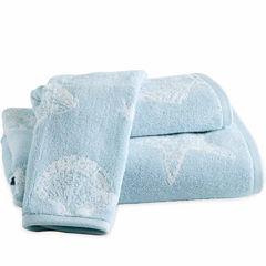 Destinations Coastal Shell Bath Towel