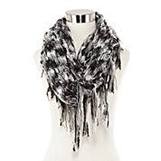 Olsenboye® Grunge Knit Infinity Scarf