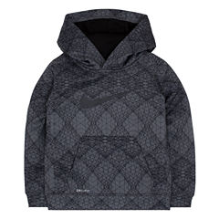 Nike® Cool Grey Dri-FIT  Pullover Hoodie - Preschool Boys 4-7