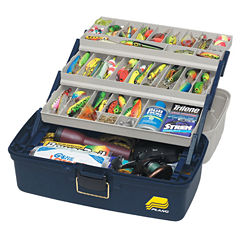 Teledynamics Extra Large Three Tray Tackle Box