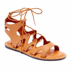 N.Y.L.A Suzoee Womens Flat Sandals