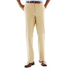 Claiborne® Stretch-Cotton Pants