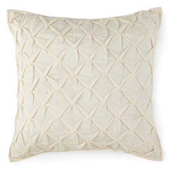 Home Expressions™ Stacey Square Decorative Pillow