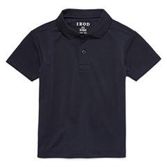 IZOD® Short-Sleeve Performance Polo- Toddler Boys 2t-4t