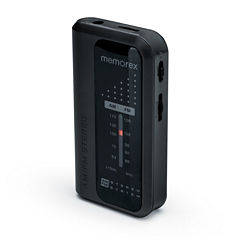 Memorex™ MR4240 FlexBeats AM/FM Pocket Radio