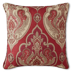 Home Expressions™ Chandler Damask Square Decorative Pillow
