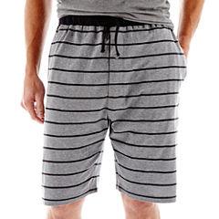 Hanes® 2-pk. Jersey Pajama Shorts–Big & Tall