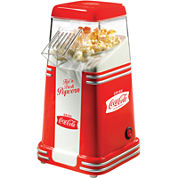 Nostalgia Electrics™ Coca-Cola® Series Mini Hot Air Popcorn Popper