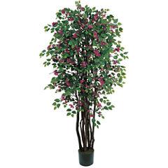 Nearly Natural 6-ft. Bougainvillea Silk Tree