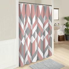 Marble Hill Lena Shower Curtain