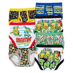 Teenage Mutant Ninja Turtles 7-pk. Briefs - Toddler Boys 2t-4t