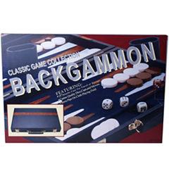 15 Attache Backagammon--Blue