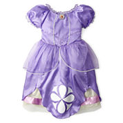 Disney Collection Sofia Costume and Accessories - Girls 2-10