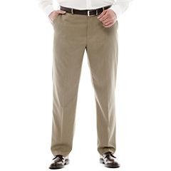 Van Heusen® Ultimate Traveler Mélange Flat-Front Pants - Big & Tall