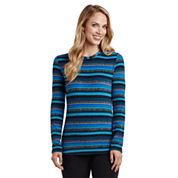 Cuddl Duds® Fleecewear Long-Sleeve Crewneck Shirt