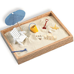 Executive Sand Box--A Day At The Beach