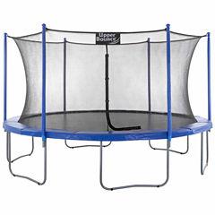 Upper Bounce 14ft Trampoline & Enclosure Set