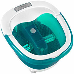 HoMedics® Deep Soak Duo Footbath with Wet/Dry PoweRoll