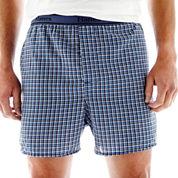 Hanes® 4-pk. Tagless Comfort Flex® Exposed Waistband Boxers