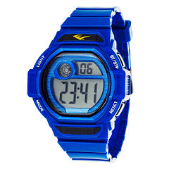 Everlast Blue Strap Watch