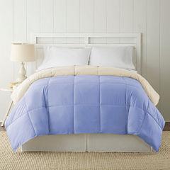Pacific Coast Textiles Down Alternative Reversible Midweight Comforter