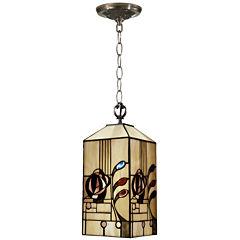 Dale Tiffany™ Rose Boudoir Mack Mini Pendant Light