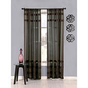 Umbra® Mesh Rod-Pocket Curtain Panel