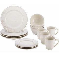 BonJour® Paisley Vine Dinnerware Collection