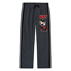 Okie Dokie® Mickey Mouse Athletic Pants - Preschool Boys 4-7