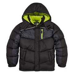Xersion™ Puffer Long-Sleeve Jacket - Boys 8-20
