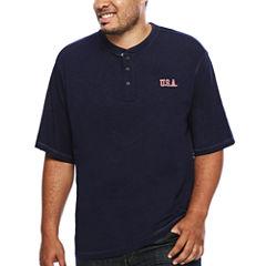 Lee® Short-Sleeve USA Henley Tee