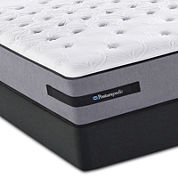 Sealy Posturepedic® Arroyo Grande Valley Plush Mattress and Box Spring