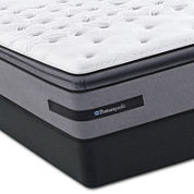 Sealy Posturepedic® Arroyo Grande Valley Euro Pillow-Top Mattress & Box Spring